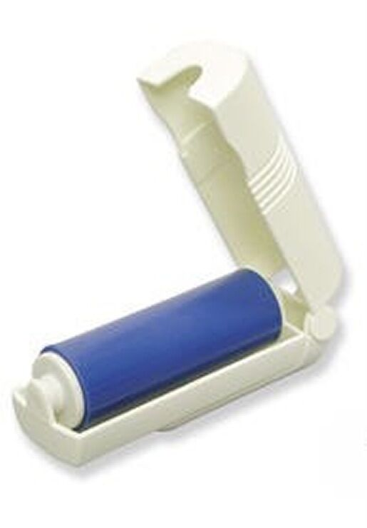 LINT ROLLER FOR DISPLAYS AND INSERTS