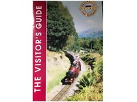 Rare !Ravenglass And Eskdale railway Visitors Guide