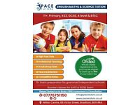 Maths, English, Science Tutor for Primary|11+|GCSE| A-Level| BTEC