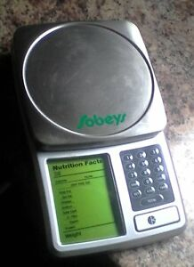 Sobeys Food Scale for Sale