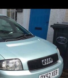 Audi A2, 1.4 petrol sport