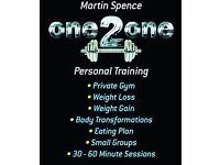 Martin Spence Sports Workouts