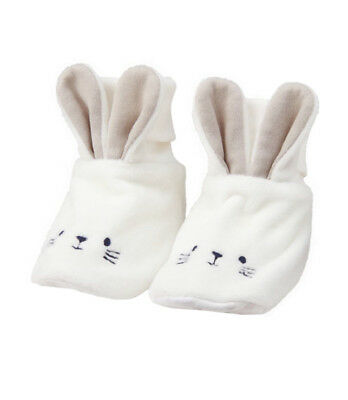 Gymboree Infant Peter Rabit Bunny Slippers Size 12-18 MONTHS UNISEX - Baby Bunny Slippers