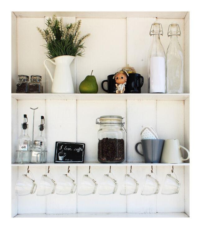 styling tipps f r die k che aus liebe zum detail ebay. Black Bedroom Furniture Sets. Home Design Ideas