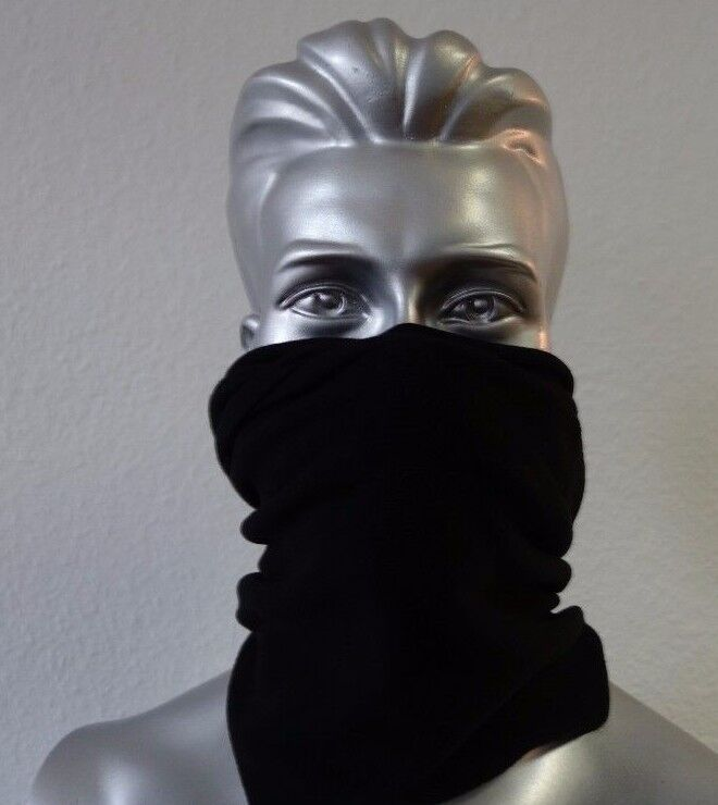 POLAR HEAD TUBE FLEECE THERMAL BALACLAVA SCARF STURMHAUBE