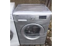 7KG GREY BEKO WASHING MACHINE, NEW MODEL,BIG LED DISPLAY, 4 MONTHS WARRANTY