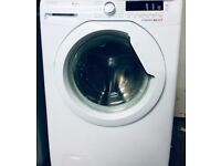 01 Hoover WDXC4851 8+6kg 1400Spin White LCD Washer/dryer 1YEAR WARRANTY FREE DEL N FIT