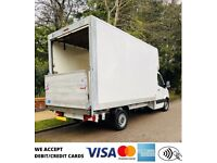MAN AND VAN HOUSE REMOVALS 07 934 301 825