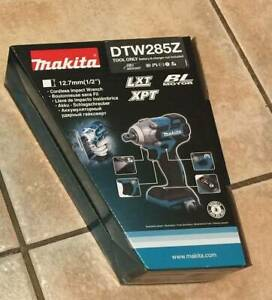 makita 18v 1/2 impact wrench dtw285