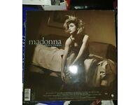 Madonna lps collectors items