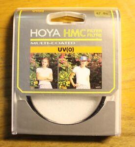 67mm HOYA Multicoated UV(0) Filter *NEUF* SEALED *Made in JAPAN*