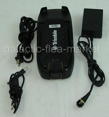 Trimble Gps Geo Xt Support Module With Power Supply Usb Pn 46502-00