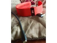 Fitbit HR Large Wristband Watch