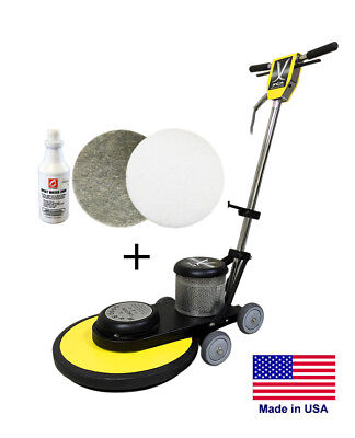 Premium 20 Highspeed 2000 Rpm Corded Floor Buffer Burnisher Pad Runs635400k