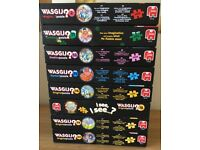 WASGIJ puzzles - As New - used once