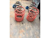 Vauxhall corsa b 60mm lowering springs