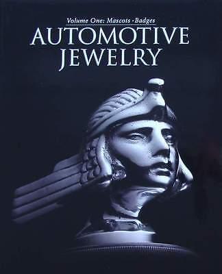 LIVRE NEUF: MASCOTTE DE VOITURE (automobile,bouchon radiateur,car mascot,badge