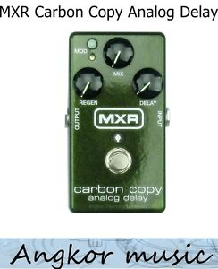 MXR-M169-Carbon-Copy-Analog-Delay-Guitar-Effects-Pedal-Made-in-USA