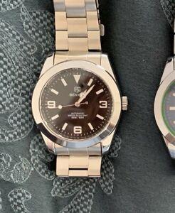 Benyar automatic watch 'Explorer' homage