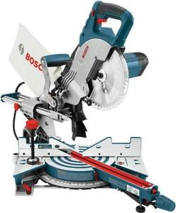 "Bosch 8 1/2"" Single Bevel Sliding Mitre Saw CM8S"