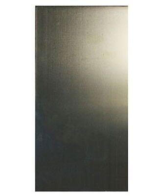 "Nickel Silver Sheet 26ga 6"" x 12"" 0.41mm Thick"