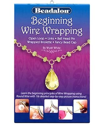 BEGINNING WIRE WRAPPING, INSTRUCTIONAL BOOK