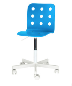 Ikea Blue Jules Chair