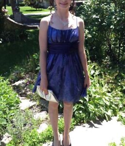 Girls grad or confirmation dress from La Creme