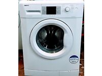 48 Beko WMB71442w 7kg 1400Spin White A++Rated LCD Washing Machine 1YEAR WARRANTY FREE DEL N FIT