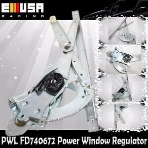 Front Right Passenger Window Regulator for Ford 01-05 explorer Sport Trac 740672