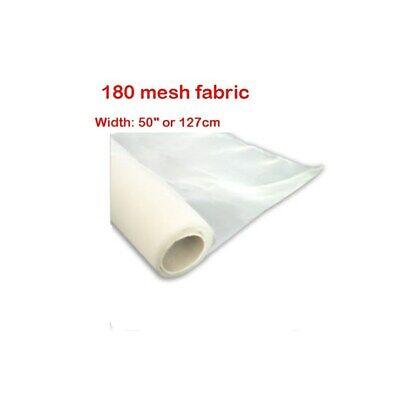 1 Yard 180 Mesh Screen Printing Fabric For Silk Screen Printing 50width