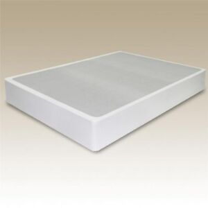 Queen size box bed foundation