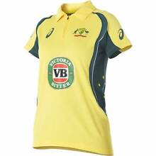 Cricket Australia polo shirt Size 10 Free Postage or Pick Up Glenfield Campbelltown Area Preview