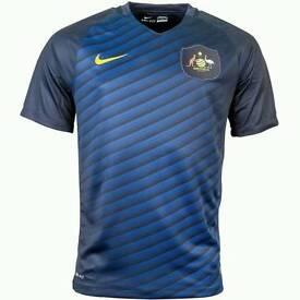 Socceroos 2016 away jersey