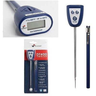DT400 Professional thermometer Thermo-manager  Waterproof Made in Korea