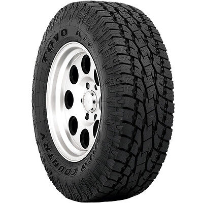 New LT325/60R20 Toyo Open Country A/T II 10PLY All Terrain 325/60-20 3056020 (325 60r20 Toyo Open Country A T)