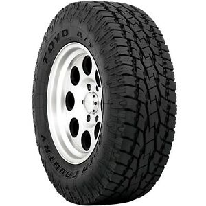 4 New P 265/75R15 Toyo Open Country A/T II Tires 265 75 15 R15 2657515 75R OWL