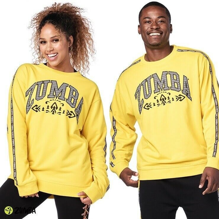 Zumba Dance Tribe Pullover Unisex