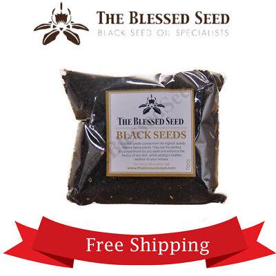 Black Seeds / Nigella Sativa Seeds 100g Pack Premium Quality - 100% Pure & Halal