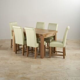 Oak Furniture land Dining Table