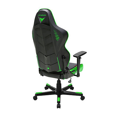 DXRacer Racing Series OH/RB1 Gaming Racing Site Green/Red/Blue *DISCOUNT!