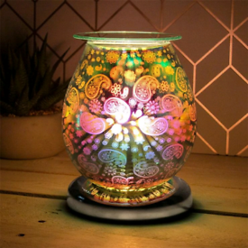 Touch Sensitive Aroma Lamp