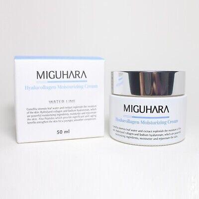 Miguhara Hyalucollagen Moisturizing Cream 50ml Powerful Moisturizing K-Beauty