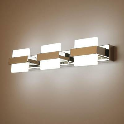 LED Hall Wall Sconce Fixture Mirror Front Makeup Picture Bathroom Light Crystal Hall Crystal Sconce