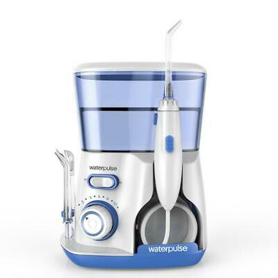 Waterpulse 워터펄스 Waterpulse V300 전동 구강세정기/ Blue / 800ml 팁 5개/ 무료배송