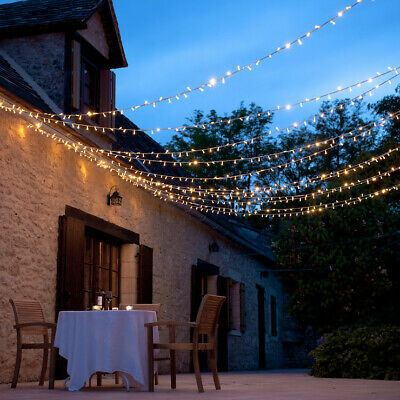 Outdoor LED Fairy String Light garland Party Lights for Home Wedding