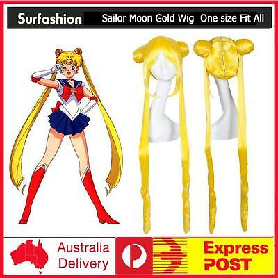 Hot Sale NEW Sailor Moon Tsukino Usagi Gold Yellow Cosplay Costume - Sailor Moon Costume Sale