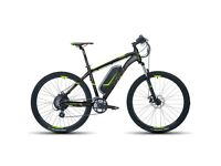 Electric bike 36v battery pack 250W motor fully road legal and compliant