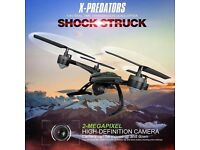 JXD 510G 5.8G FPV(live viewing) 2.0 mp camera 6-axis RC Drone