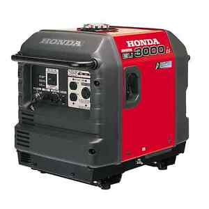 2016 Honda EU3000is Generator - Demo - $2199.00